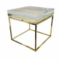Mies-Side-Table-in-Brass2
