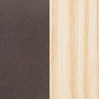 Burnished Metal + Bleached Oak